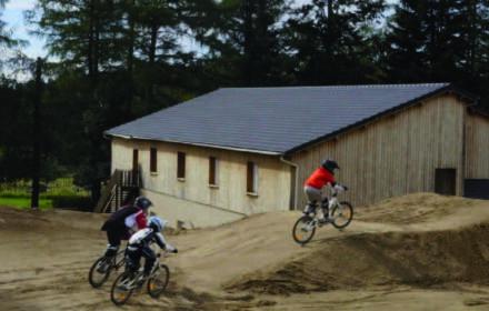 BMX au Mont Joyeux