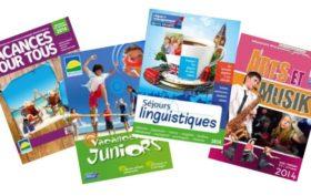 Vacances pour tous - Brochures été 2014