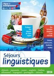 Séjours linguistiques, adolescents et adultes